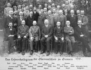 Kollegium 1919