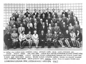 Kollegium 1965