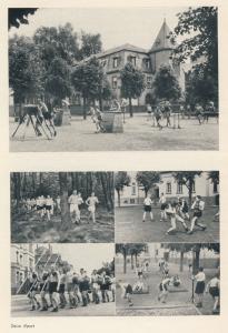 Schulsport 1937